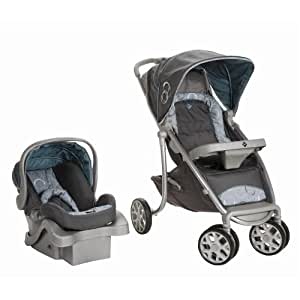 Safety 1st SleekRide LX Travel System, Rings