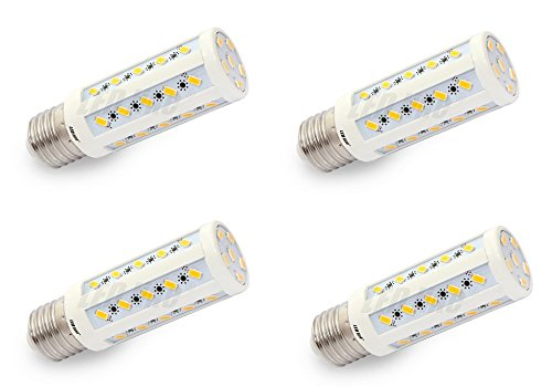 Set Of 4 Brands Light Bulb E27 SMD5630 7 W LED Line® 36 LED Light