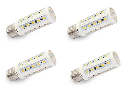 Set Of 4 Brands Light Bulb E27 SMD5630 7 W LED Line® 36 LED Light