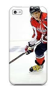 Tpu RobertWRay Shockproof Scratcheproof Washington Capitals Hockey Nhl (26) Hard Case Cover For Iphone 5c