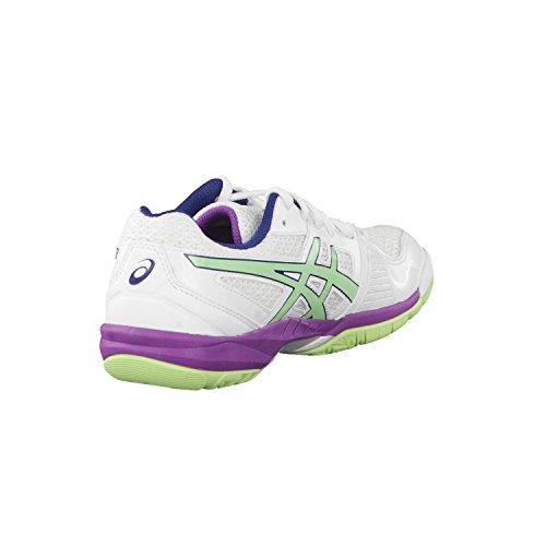 De 5 Gel Lame Asics Chaussures Féminin Blanc Lame 5 Squash Gel wIqf0FI