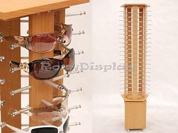 display stand sunglasses