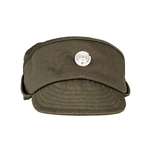 Star Wars Imperial Officer Metal Aplique Twil Cap (Olive) ()