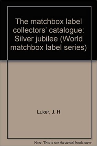 The matchbox label collectors' catalogue: Silver jubilee