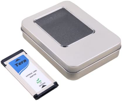 GeX SDXC-SXS Express - Adaptador de tarjetas SDXC a tarjetas SXS ...