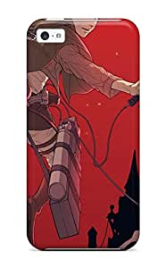 Austin B. Jacobsen's Shop New Cute Funny Attack On Titan Case Cover/ Iphone 5c Case Cover