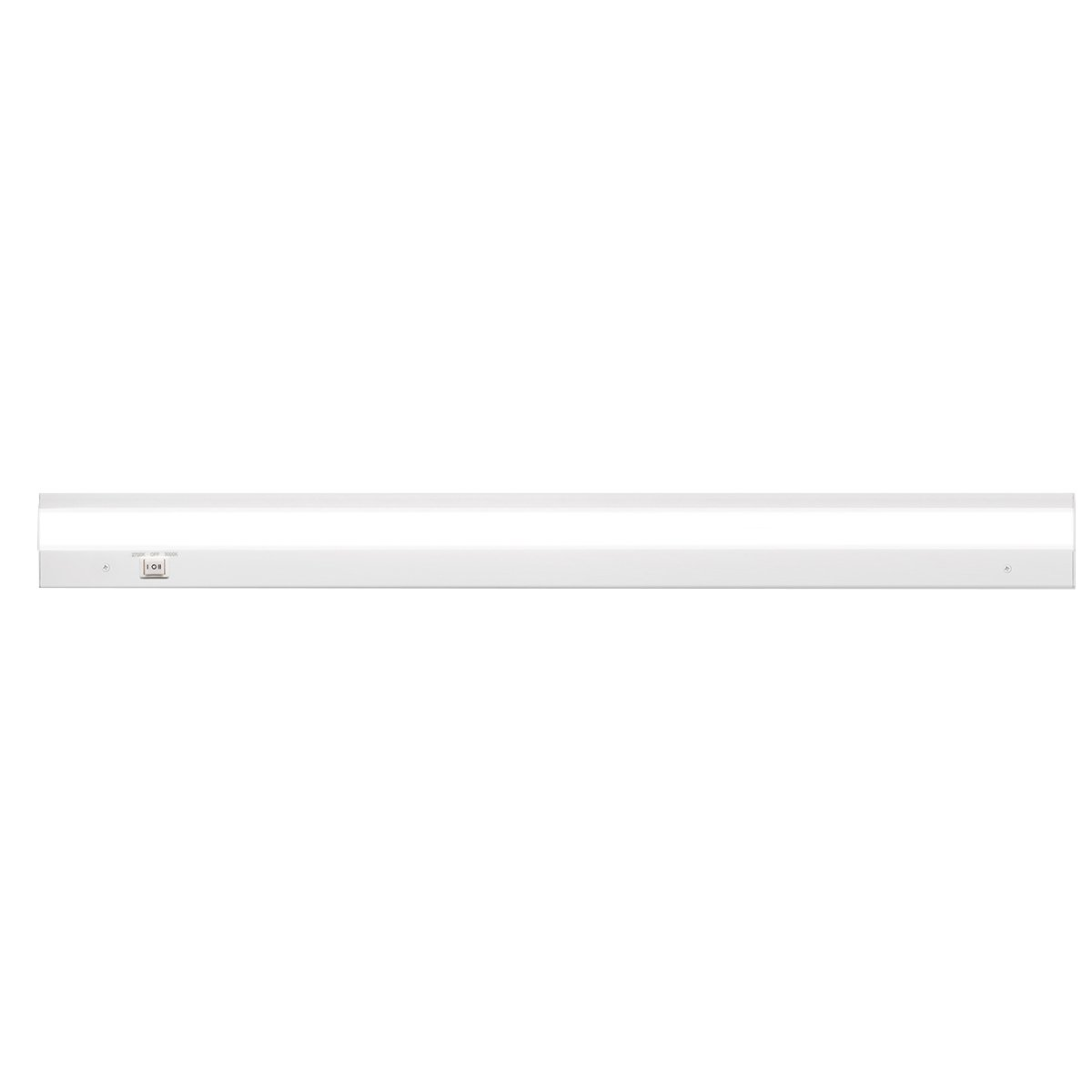 WAC Lighting BA-ACLED42-27/30WT Duo ACLED Dual Color Temp Bar, White