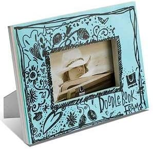 Multicolored Umbra Doodlebook 4-Inch-by-6-Inch Frame