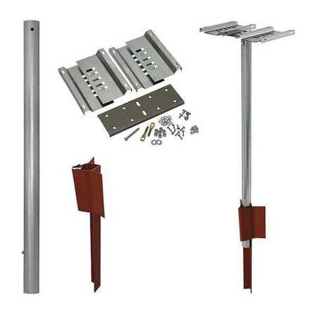 Tapco 20-D V-Loc Double Mailbox Support System Kit