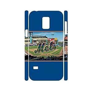 Fantastic Dustproof Baseball Team Logo Print Phone Cover Skin for Samsung Galaxy S5 Mini SM-G800 Case