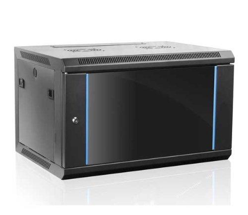 iStarUSA WM645B 6U 450mm Depth Wallmount Server Cabinet (115859)