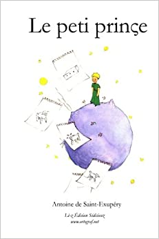Book Le Peti Prins (French Edition)
