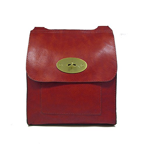 YourDezire - Bolsos Mujer Red