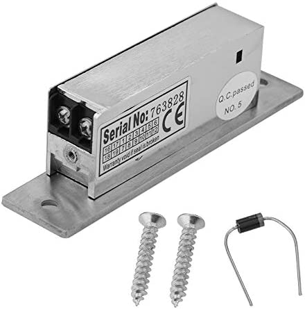 12V Fail Secure Electric Strike Door Lock For Access Control System