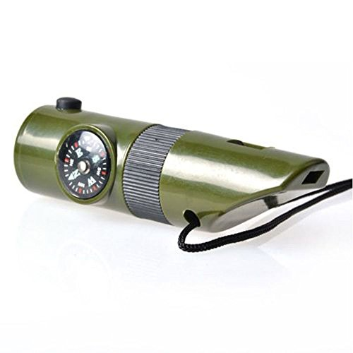 7 in 1 survival whistle - 7