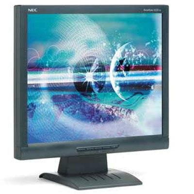NEC AccuSync LCD17V-BK 17-inch LCD Monitor