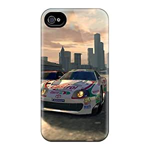 DustinHVance Iphone 4/4s Hybrid Tpu Case Cover Silicon Bumper Gt3 by lolosakes