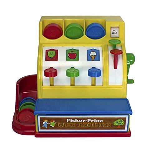 Fisher-Price Classics Retro Cash Register