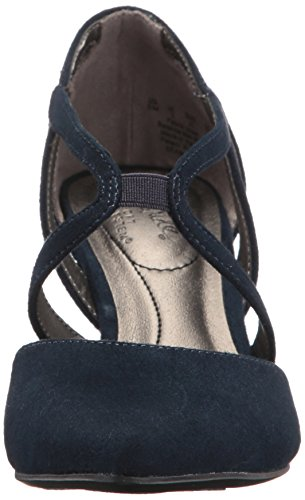 Lifestride Womens Seamless Dress Pump Lux Navy