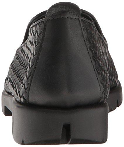 Elba Toe Women's Flat Pointed Too Flexx The Black Smokin Intreccio Hot 4aFFSq