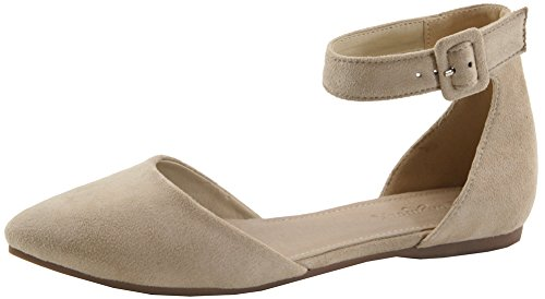 Womens Adjustable Strap Shoes - 8