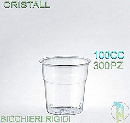 1000 pezzi 3 cl Bicchierini da liquore in plastica biodegradabile 30 ml