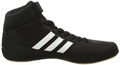 Black EU Schwarz Schwarz Unisex adidas 36 Aq3325 Erwachsene Wrestlingschuhe g8qW0O