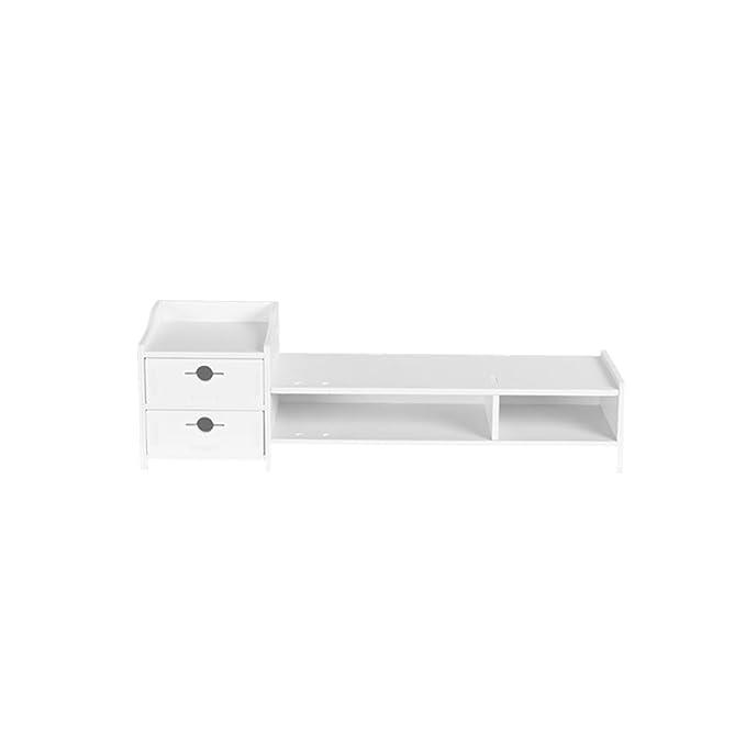 Amazon.com: computadora Soporte de monitor Riser WPC Monitor ...