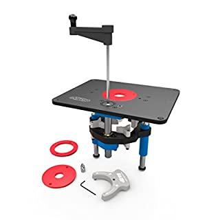 Kreg router table do it yourselfore kreg prs5000 precision router lift greentooth Gallery