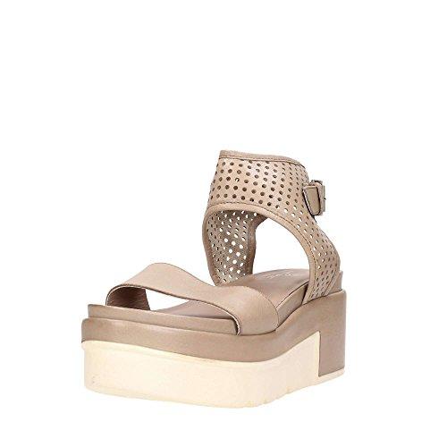 Sandalo Tortora Sport Donne Janet 35806 7nxTFqtO