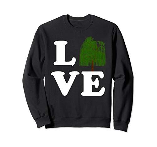 Love Trees Shirt Earth Day Weeping Willow Women Men Kids Tee