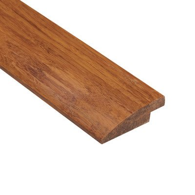 """Renew and Restore 0.38"""" x 2"""" Bamboo Hard Surface Reducer Molding in Harvest"""