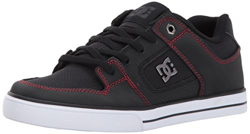 DC Men's Pure SE, Black, 11.5 M US Little Kid