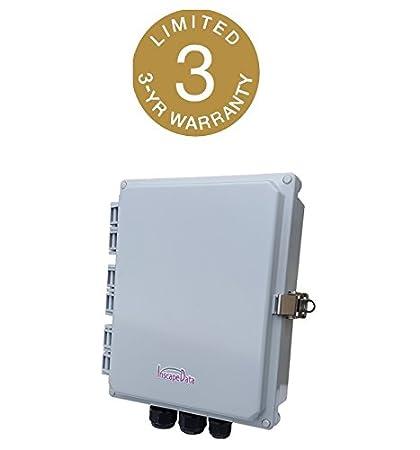 Amazon com: LinkPower LPS2400AT-T1 Outdoor 6-Port Gigabit