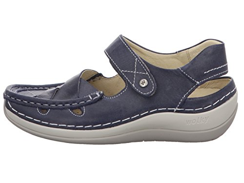 Blue Wolky Leather Summer 387 Venture pwZ8RqO