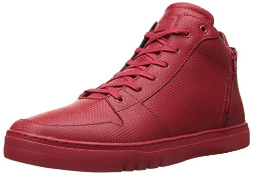 Creative Recreation Herren Adonis Mid Sneaker Rot/Rot