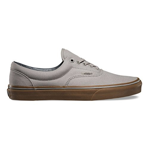 Vans Mens U ERA (Canvas) Drizzle Gum Grey Size 4.5