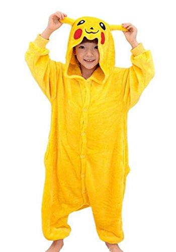 Kid's Children's Halloween Cosplay Costumes Cartoon Kigurumi(for height45