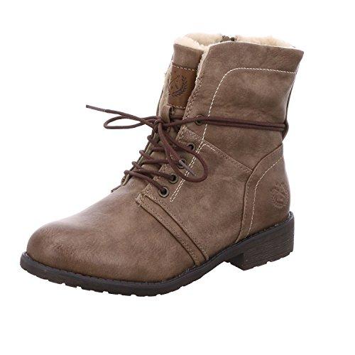 Jane Klain Damen 251 180 Chukka Boots Grau (Stone)
