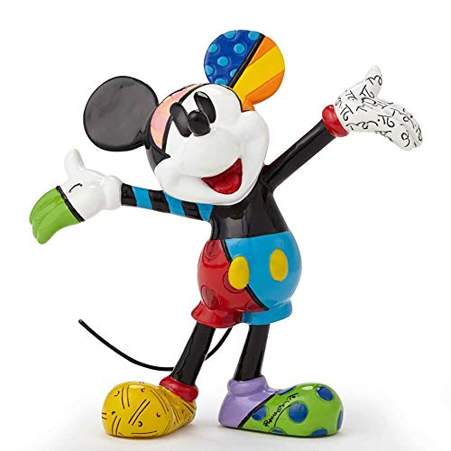 Mouse Collectables Mickey - Enesco Gift Disney by Britto Mickey Mouse Mini Collectible Figurine