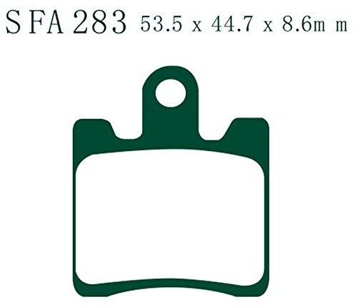 1 Set Front Brake Disc Pads Performance Brake Pads Fit For SUZUKI STREET BIKE AN 400 Burgman 1998 1999 2000 2001 2002 2003 2004 2005 2006