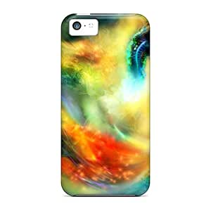 Perfect Fit MEV18432rAkb Colorful Cases For Iphone - 5c