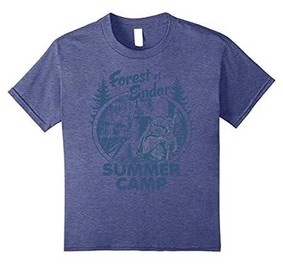 Star Wars Forest of Endor Summer Camp Funny T-Shirt