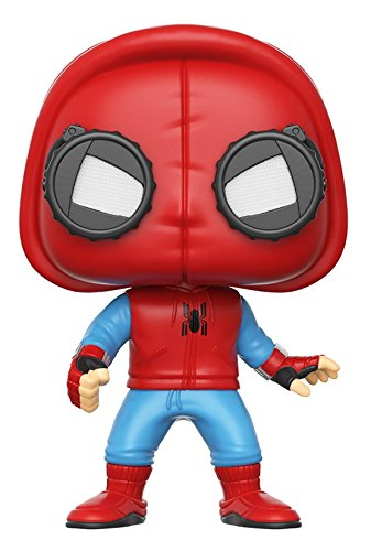 Funko POP Marvel Spider-Man Homecoming Spider-Man Homemade Suit Action Figure