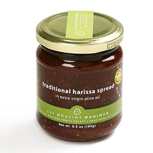 Organic Harissa by Les Moulins Mahjoub (6.5 ounce)