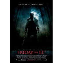 Friday the 13th Poster 24x36