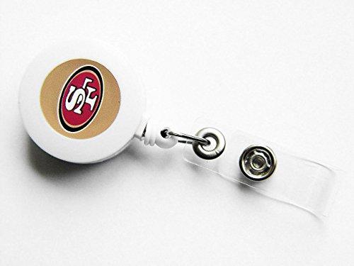 NFL San Francisco 49ers Badge Reel