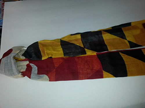 Maryland Flag Scarf For Sale