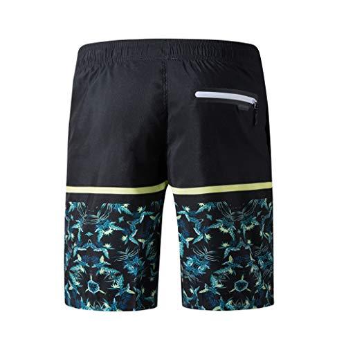 Mountain Biking Mens Printing Board//Beach Shorts Drawstring Bathing Suit with Pockets