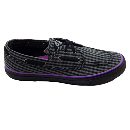 Sperry Top-sider Women Seamate Black Gingham Sneaker Black Gingham